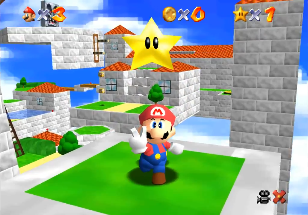 Mario character Toad doesn't identify as a gender | The