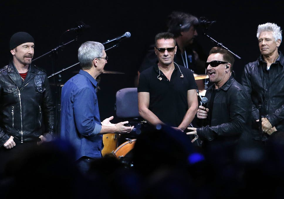 Free U2 album: How the most generous giveaway in music history