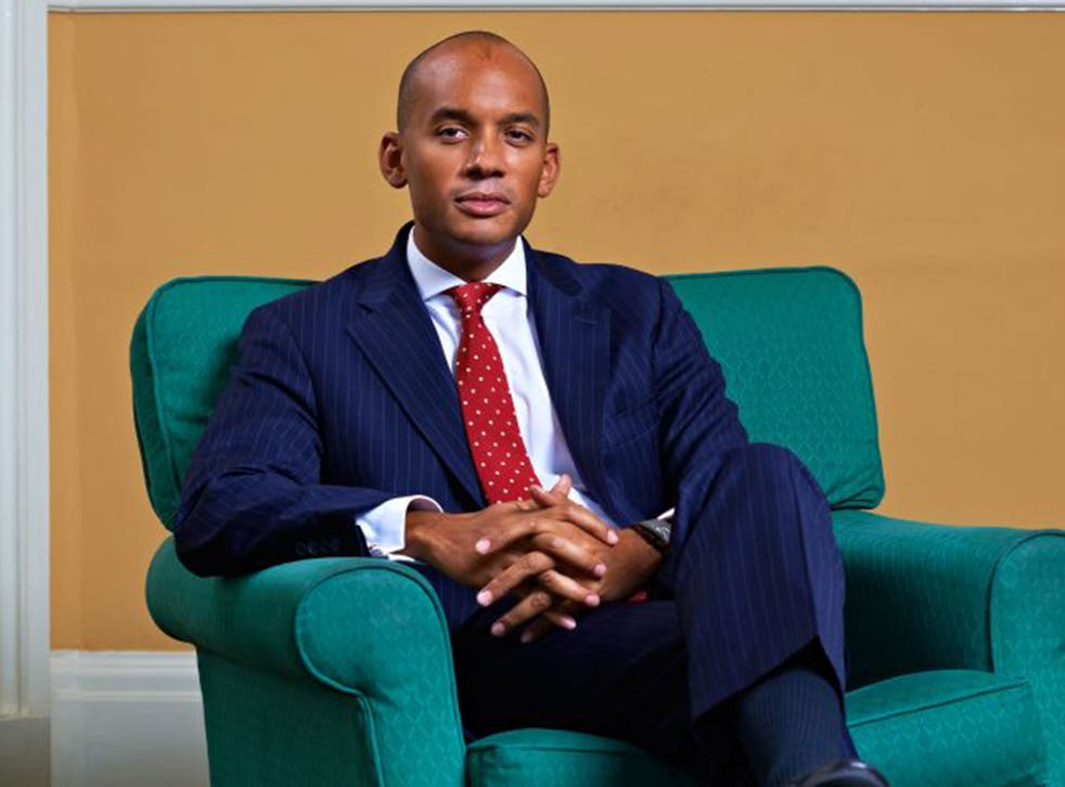 Chuka Umunna was elected MP for Streatham in 2010