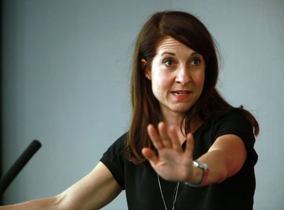 Liz Kendall: 'Six million unpaid family carers are women' (Rex)