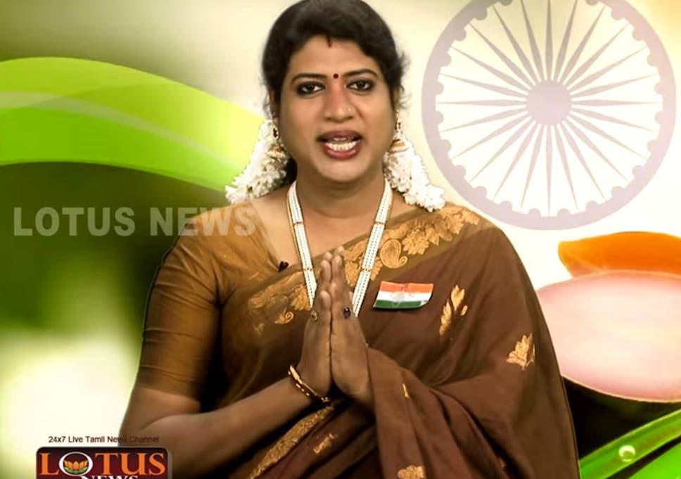 India gets first transgender news anchor months after third gender