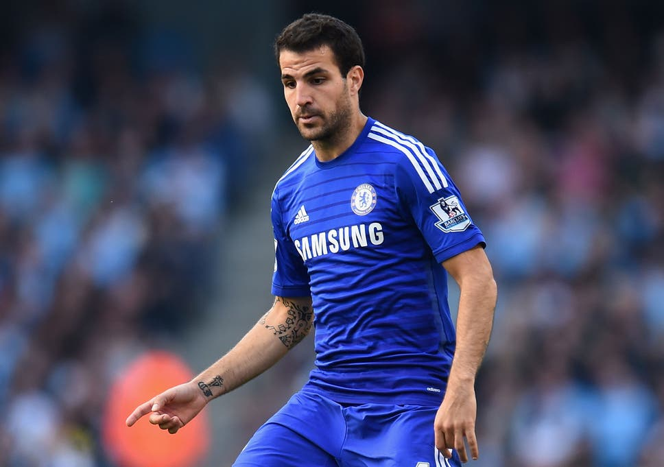 13627a7ef Cesc Fabregas comment  Why Arsenal were wrong not to re-sign former captain