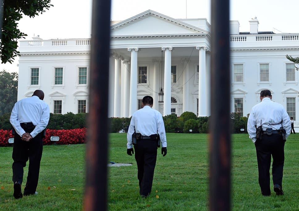White House Intrusion Secret Service Showed Critical And Major