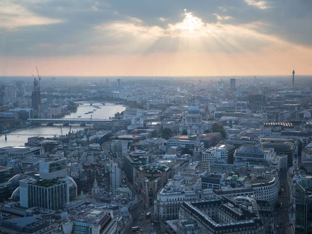 Much of the most expensive London property is held by overseas investors