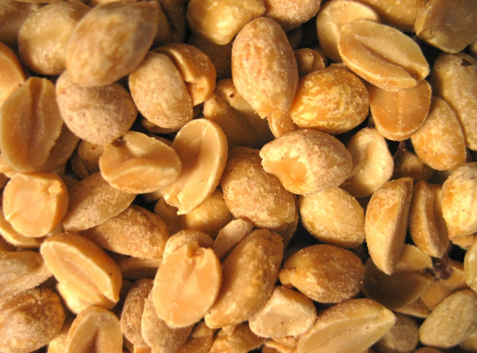 A study has shown that Dry-roasted peanuts may be more likely to trigger allergic reactions than those that are 'raw'