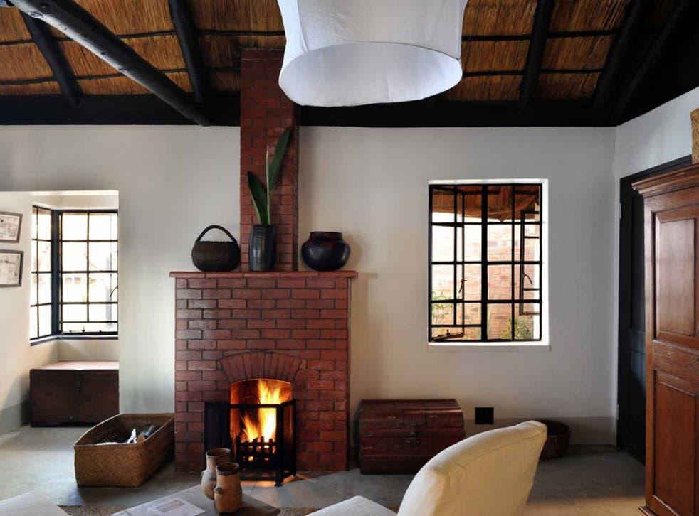 Satyagraha's living room