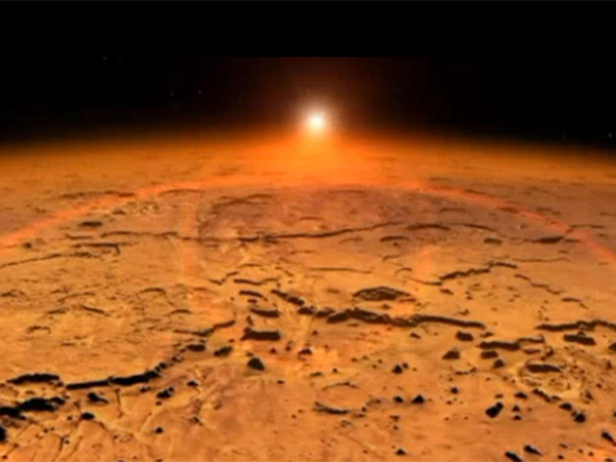 NASA's MAVEN spacecraft enters orbit around Mars | The Independent