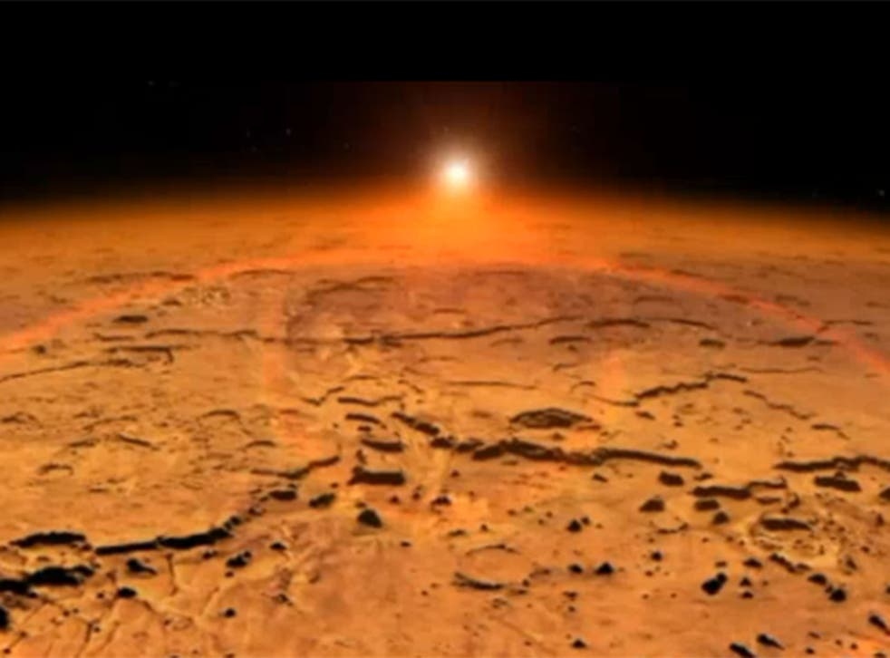 MAVEN is the first spacecraft dedicated to exploring the upper atmosphere of the red planet.