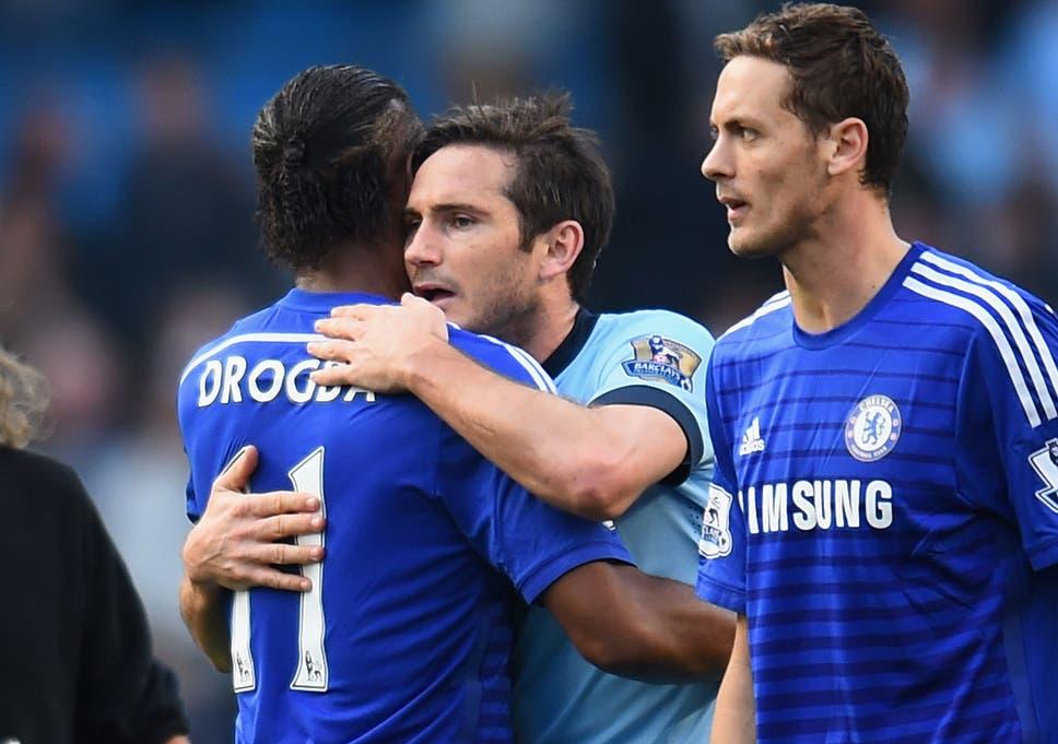 Lampard Chelsea 2014