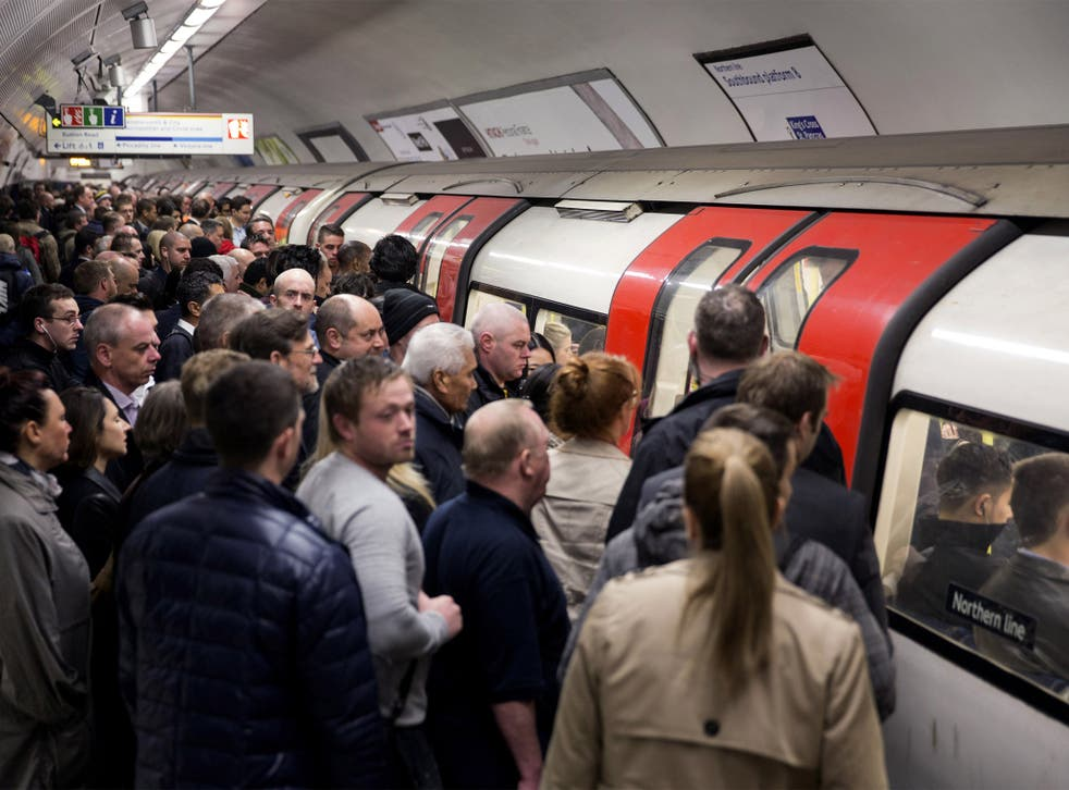 The London Underground could be 'overwhelmed' according to TfL chief