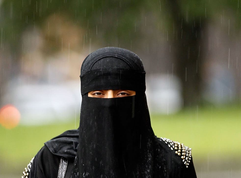 Canadian backbencher Larry Miller has apologised for saying Muslim women who do not want to remove their face coverings when taking the citizenship oath should 'stay the hell where [they] come from'