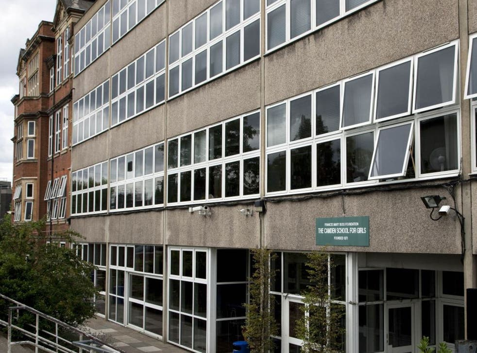 Camden School for Girls in north London