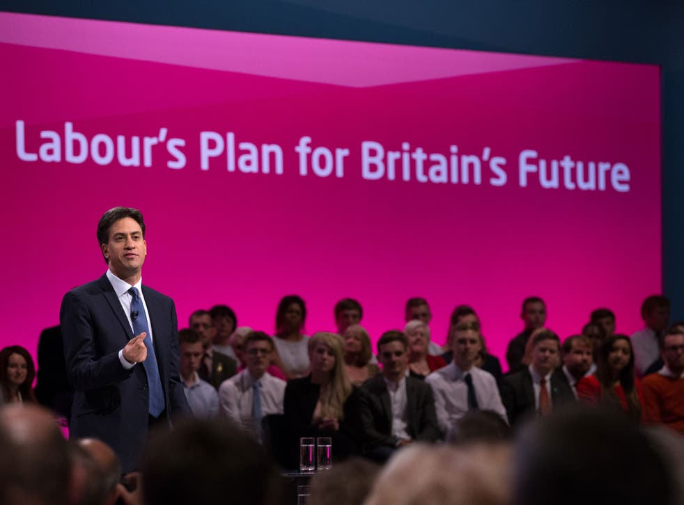The NHS was a central topic at the Labour Party Conference