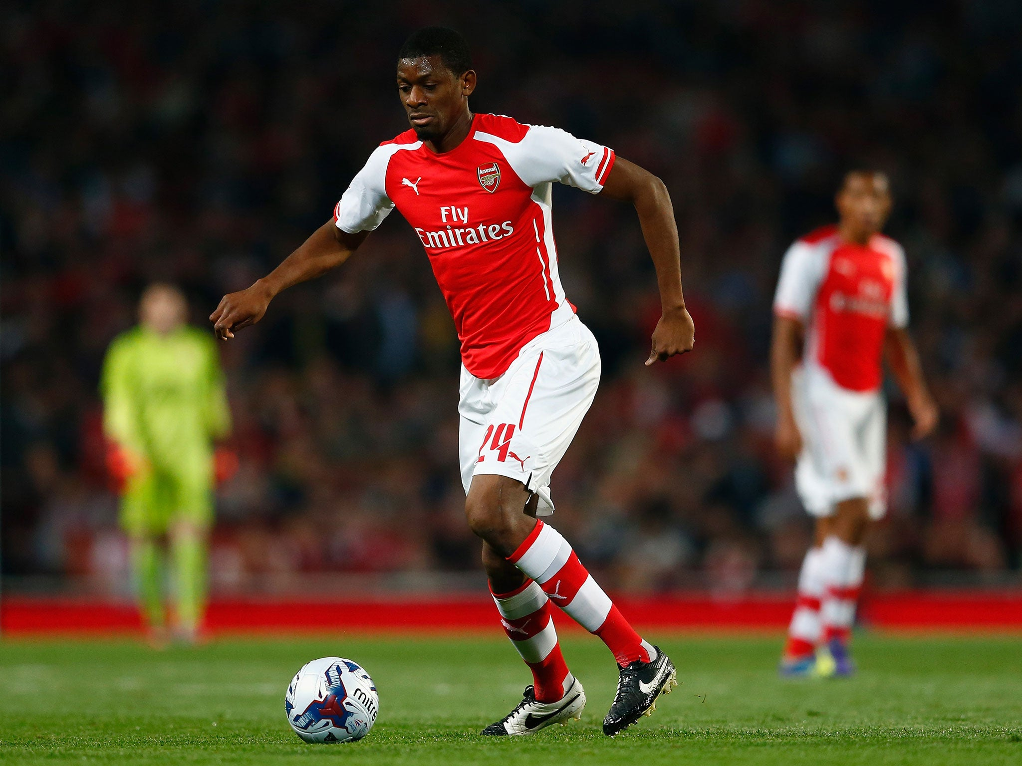 Abou Diaby released by Arsenal Gunners release perennially
