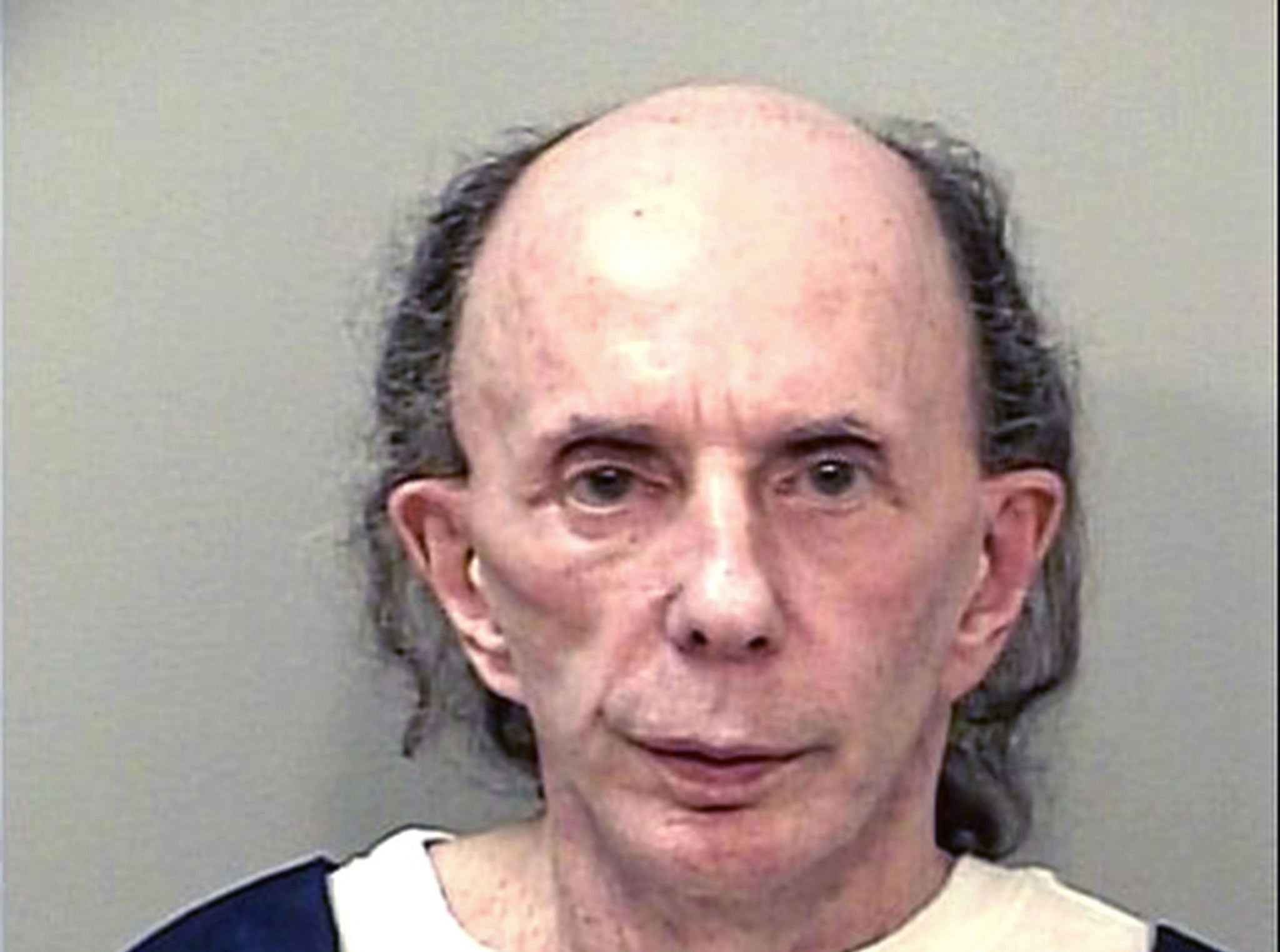 Phil spector murder trial now mostly about fingernails new images