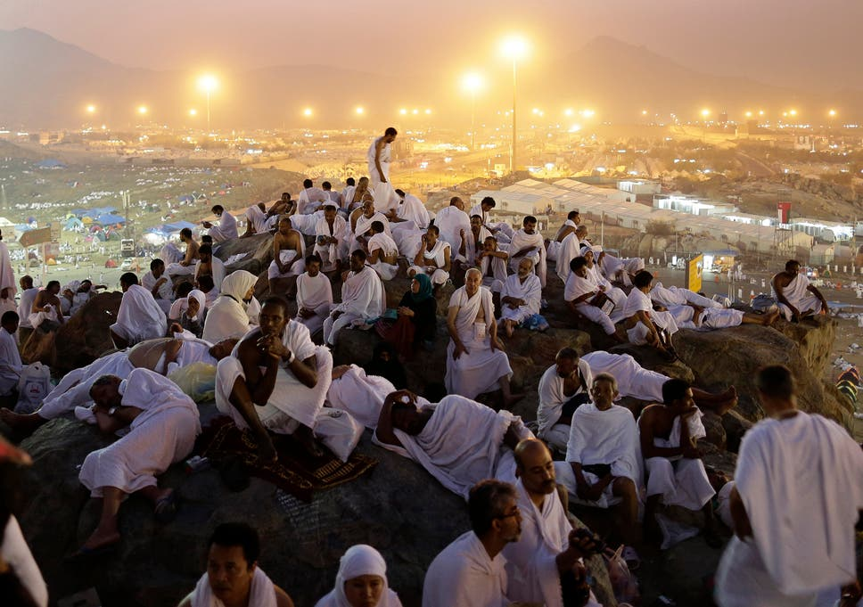 Journey to Mecca: How it felt to visit the common link of an