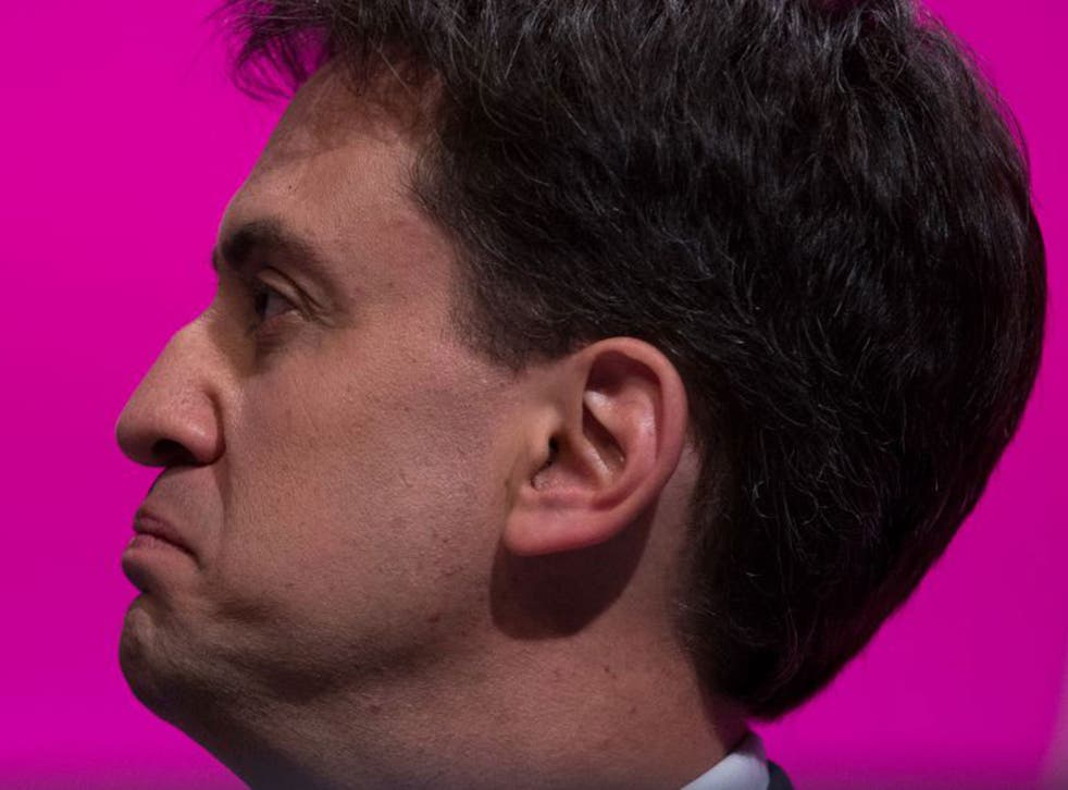 The Labour leader neglected to mention the deficit at any point during an exhausting round of 40 TV and radio interviews
