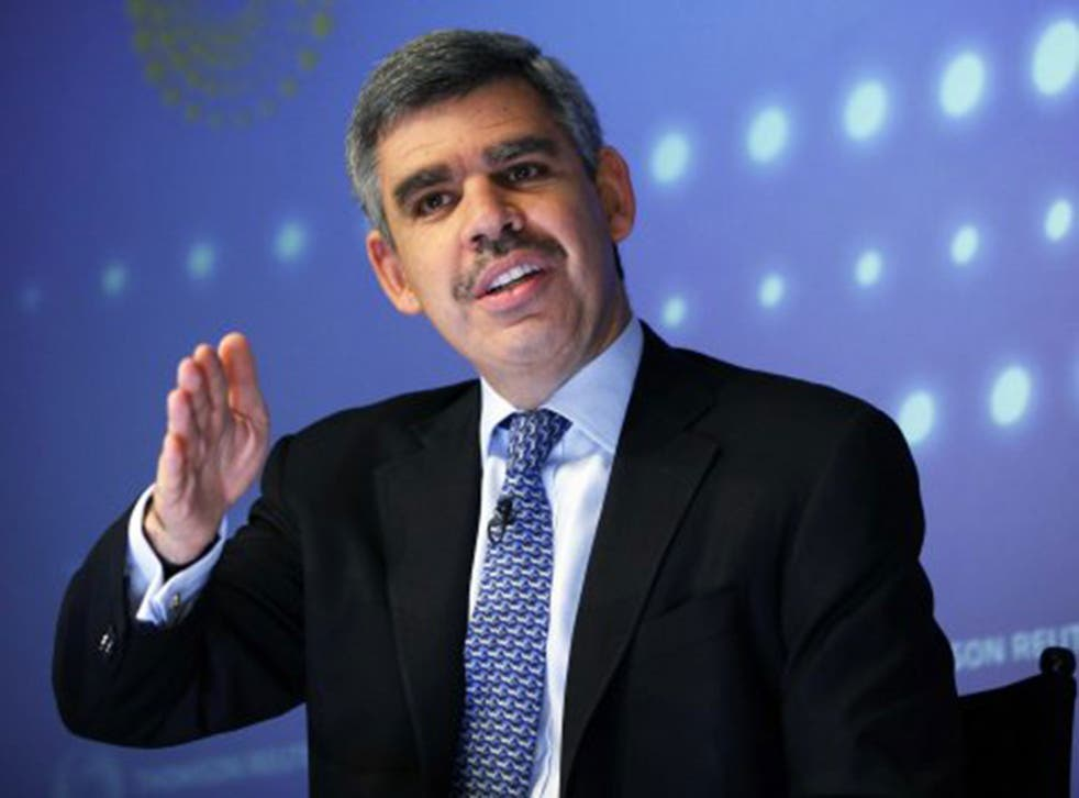 Mr El-Erian's earnings whilst at PIMCO reportedly reached as much as $100m a year