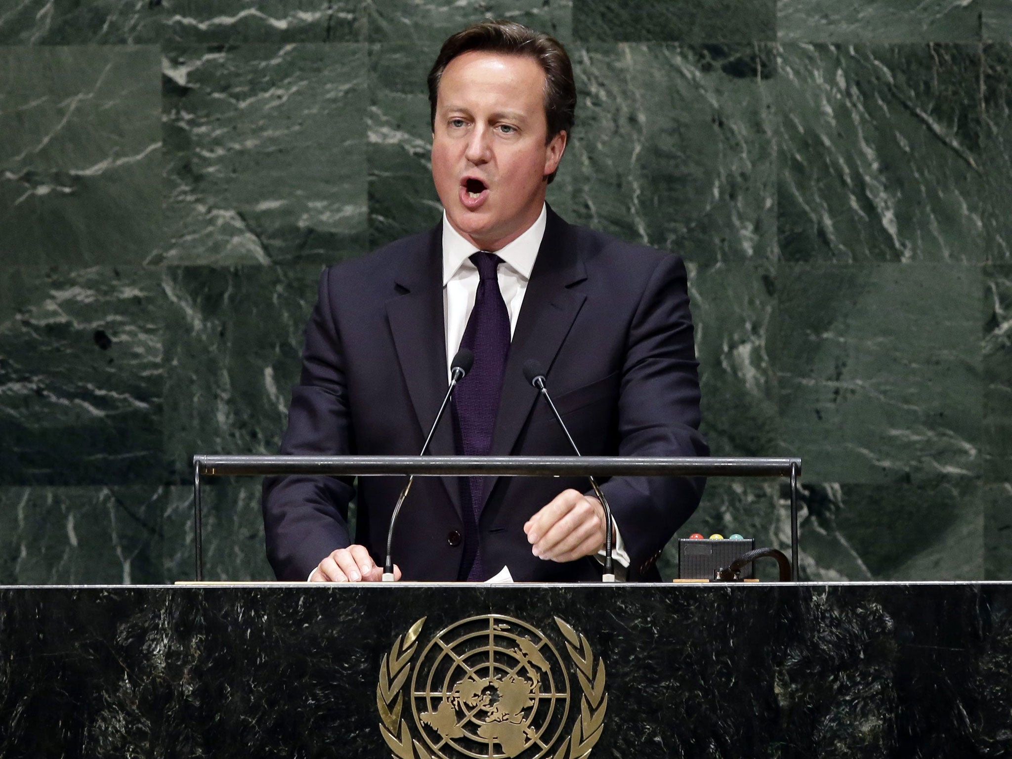 david cameron s first speech as The new british prime minister, david cameron, made these remarks on tuesday evening in london after he arrived at 10 downing street, his new residence (from britain's channel 4 news.