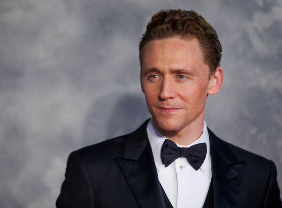 Tom Hiddleston is the latest leading man to lend his face to Emma Watson's new gender equality initiative
