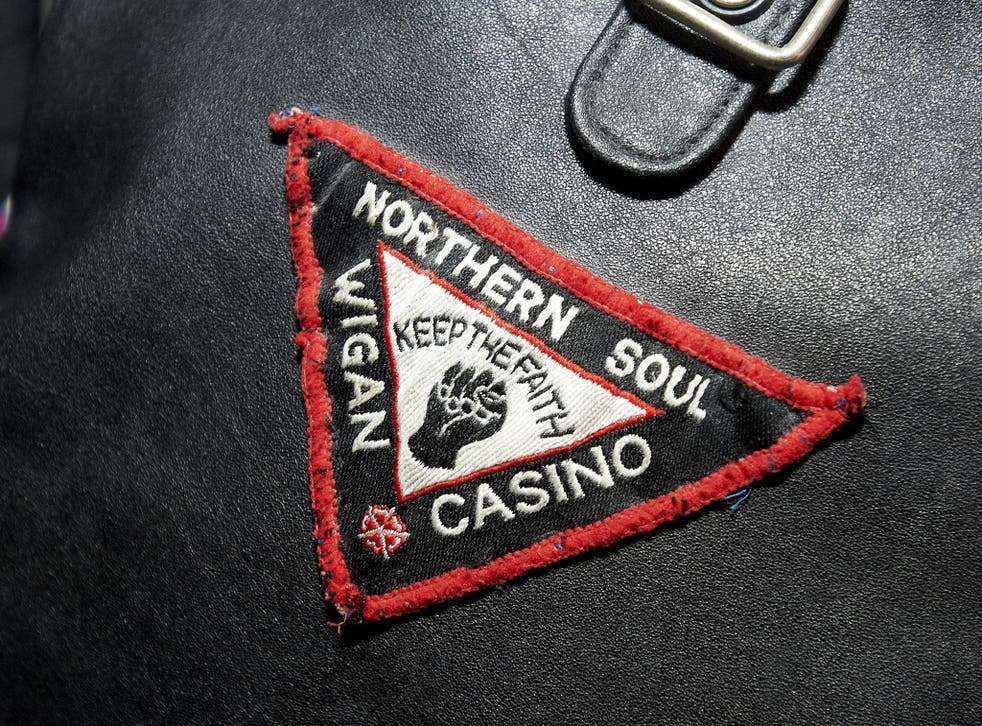 Clothing items bearing the badge have become popular among music aficionados