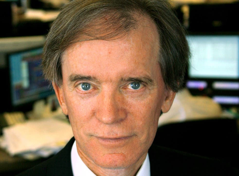 Bill Gross, the head of PIMCO and known as the 'king of bonds'