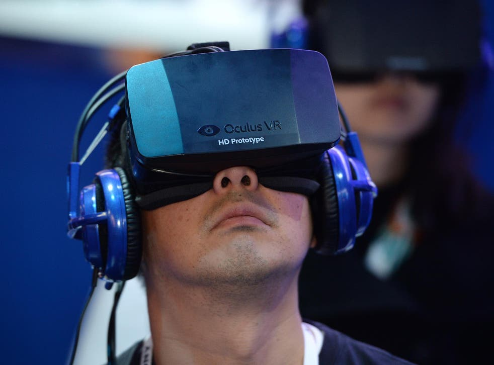 The OculusRift virtual reality headset has a lot of potential for the porn industry