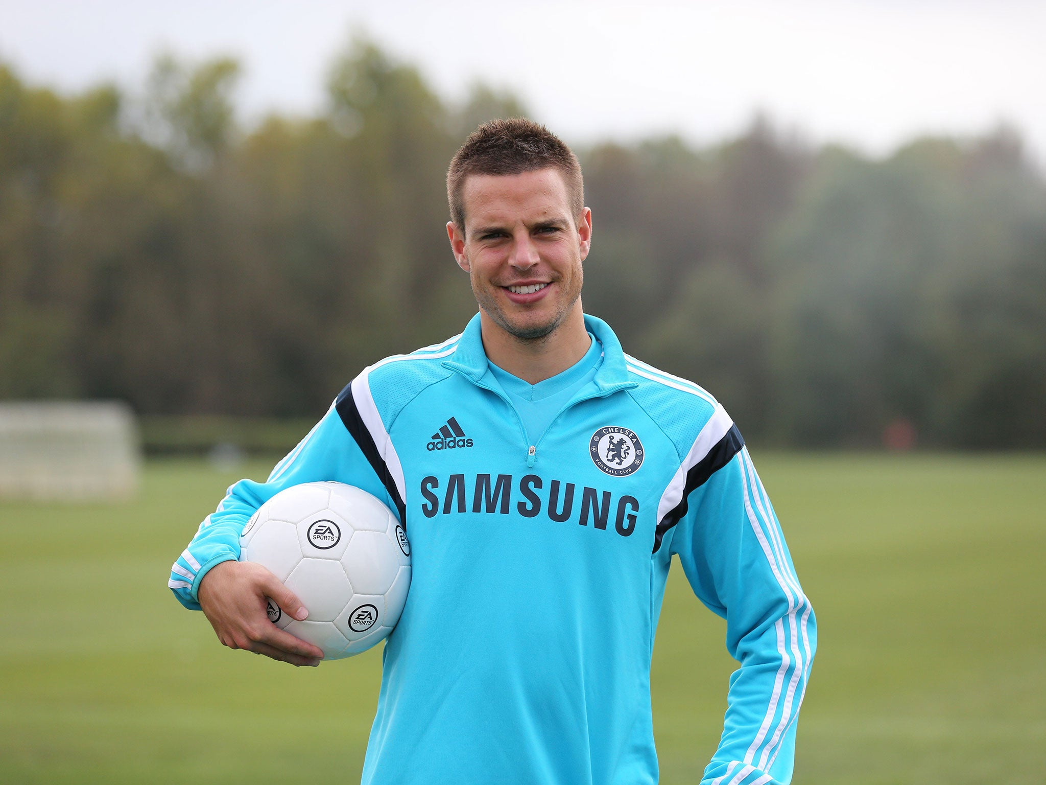 Cesar Dave Azpilicueta shows the attitude to delight Chelsea