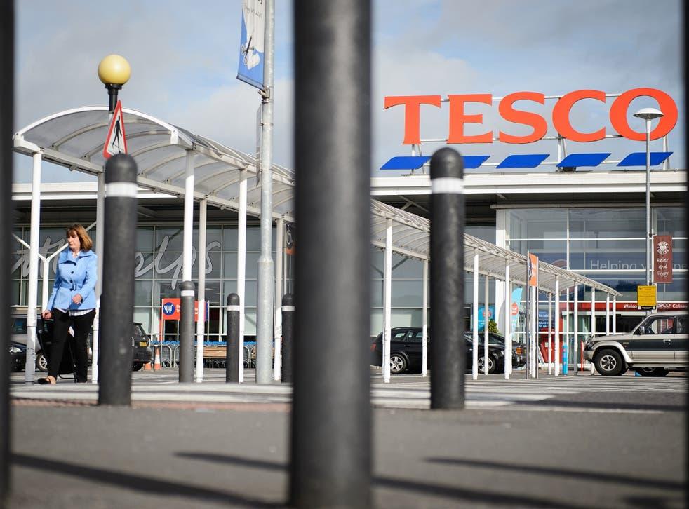 Tesco has announced £6.4 billion losses today