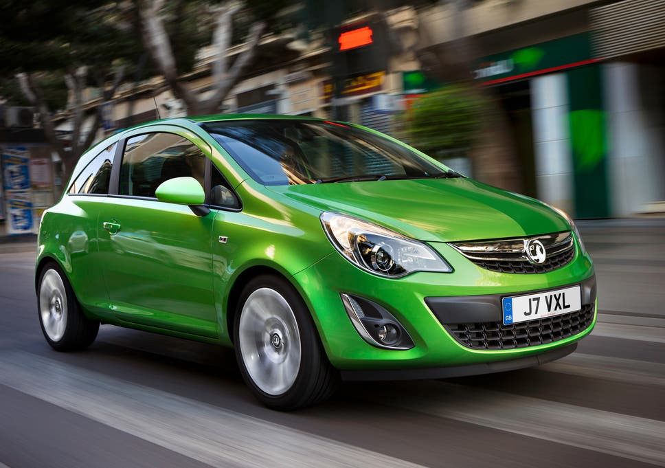 Vauxhall warns of steering issue in some Corsa and Adam