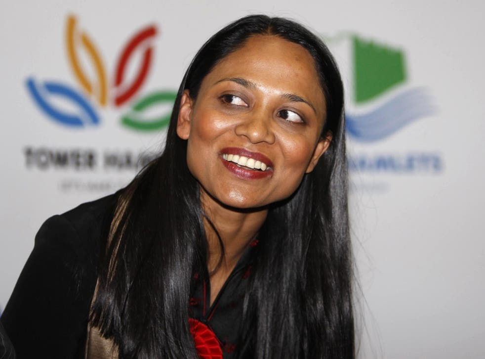 Rushanara Ali, the Labour MP for Bethnal Green and Bow has stepped down