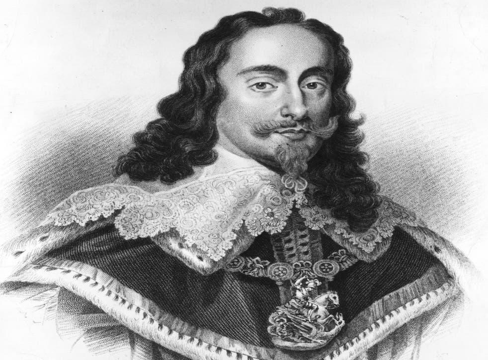 Charles I (1600 - 1649), King of England, Scotland and Wales