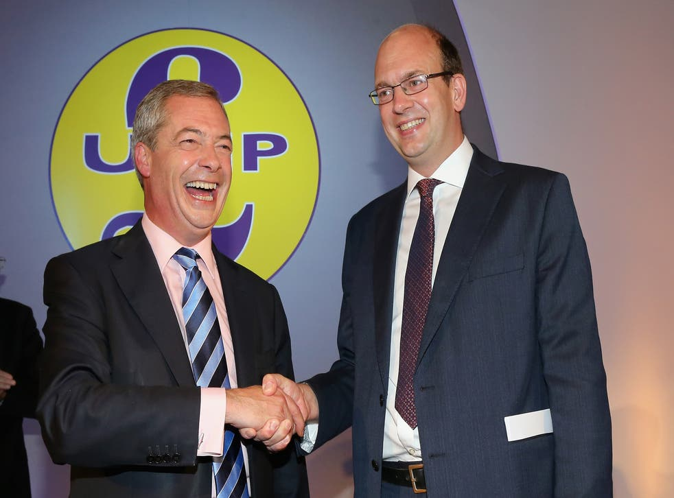 Mark Reckless, a Tory MP, has announced he is defecting to Ukip