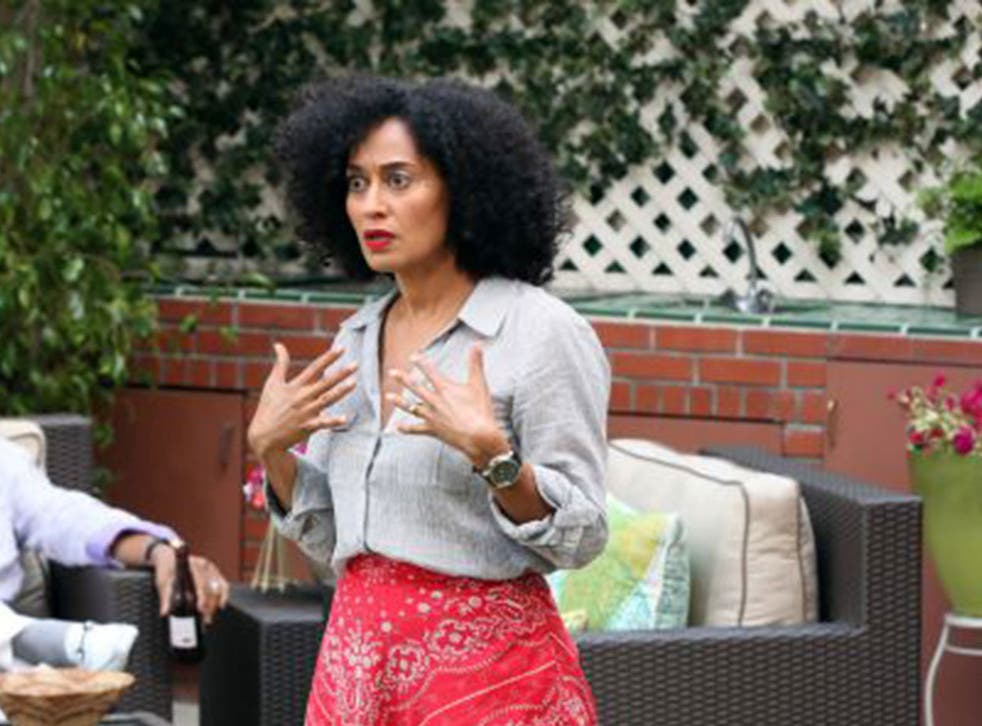 Black-ish is the first African-American sitcom in the US for a while