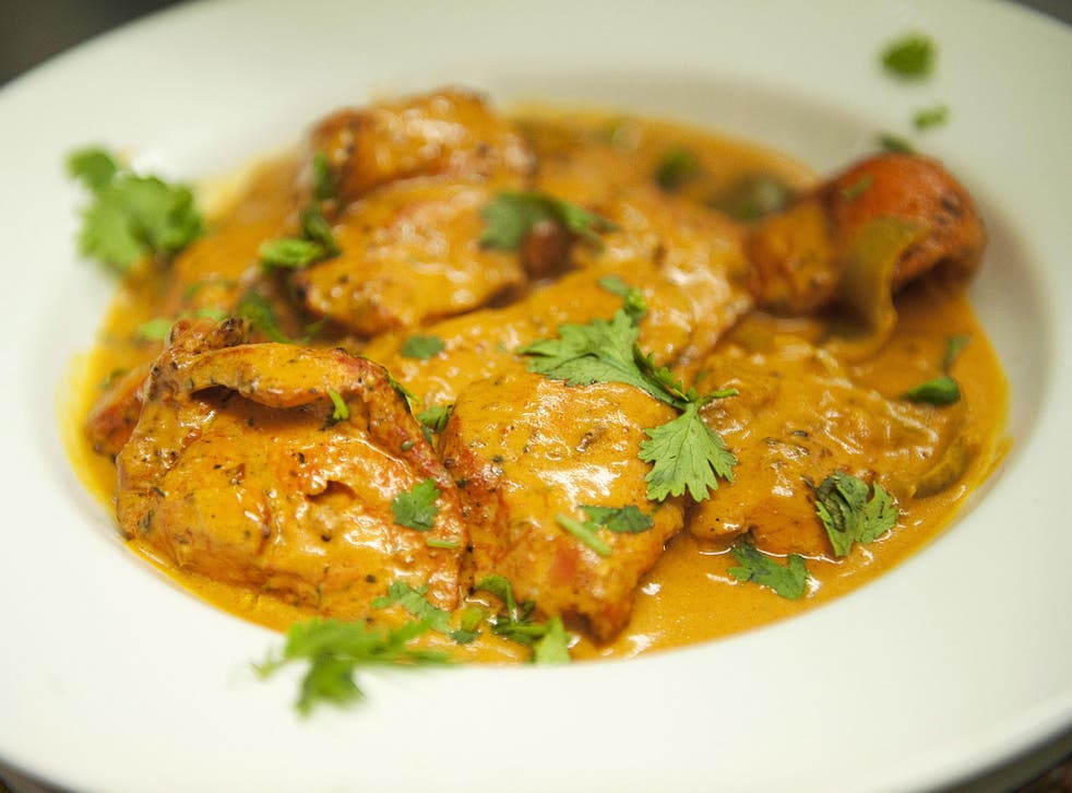 Tikka Masala has been overtaken by Jalfrezi as the UK's most popular curry (Getty)