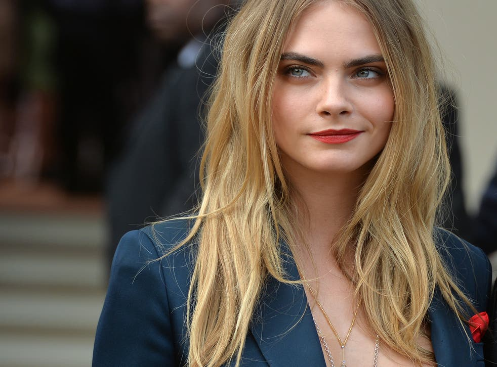 Cara Delevingne is reportedly among the celebrities targeted in the third release of hacked private images