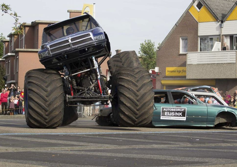 Monster Truck Kills Two After Careering Into Crowd At Car Show The - Monster car show