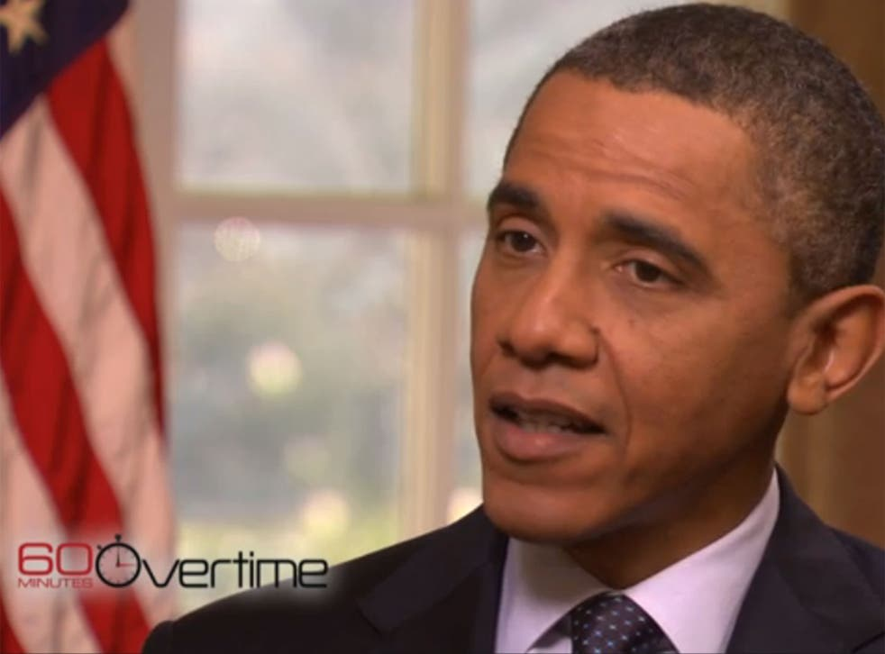 President Obama said Syria had become 'ground zero' for jihadists worldwide