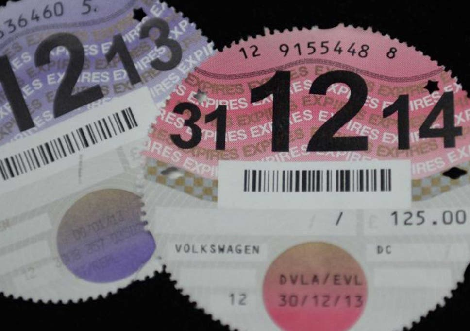 Abolition Of Paper Car Tax Disc Why Are Drivers Being Fined And