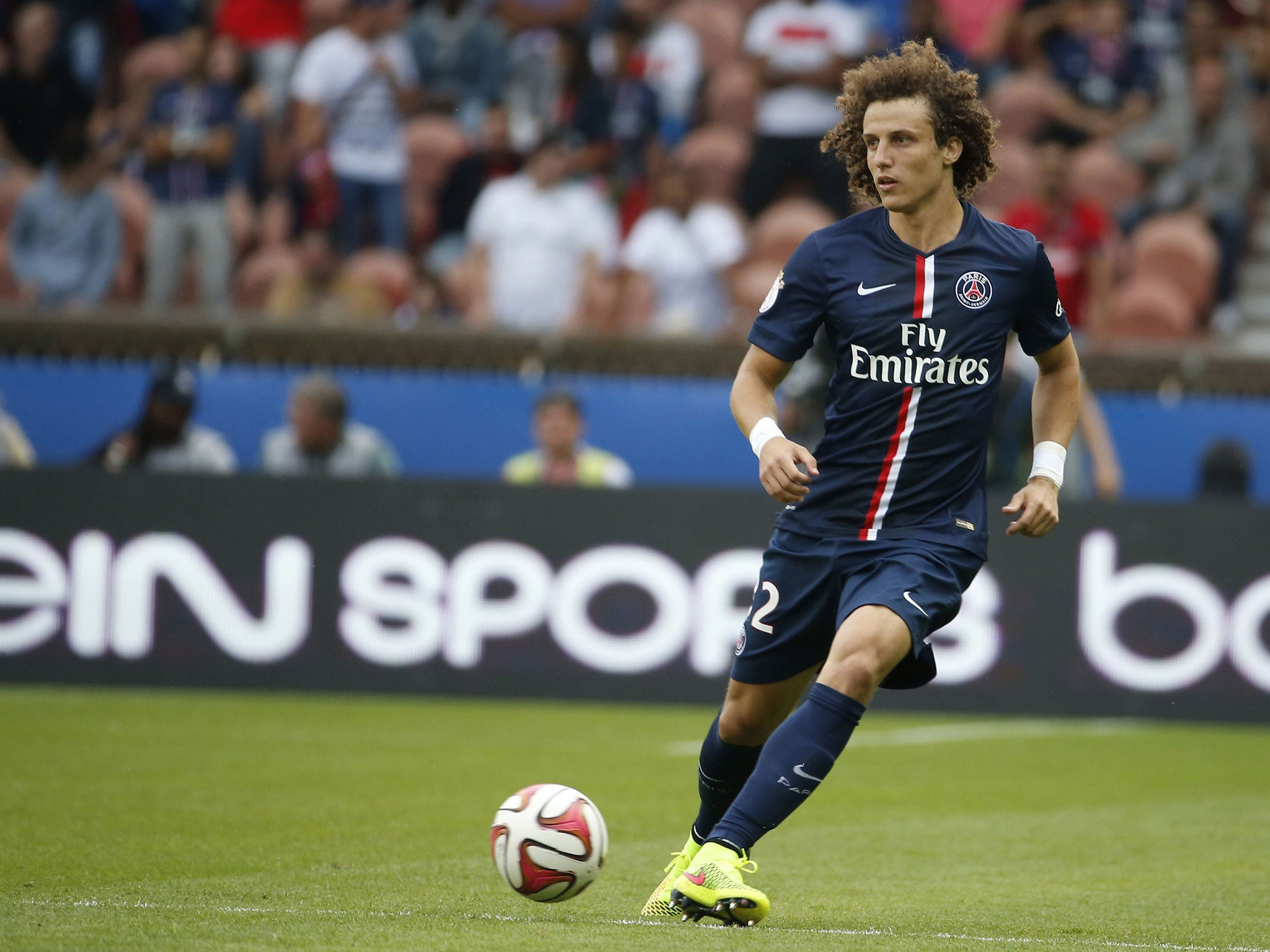 Psg Vs Chelsea David Luiz Admits Chelsea Are Better