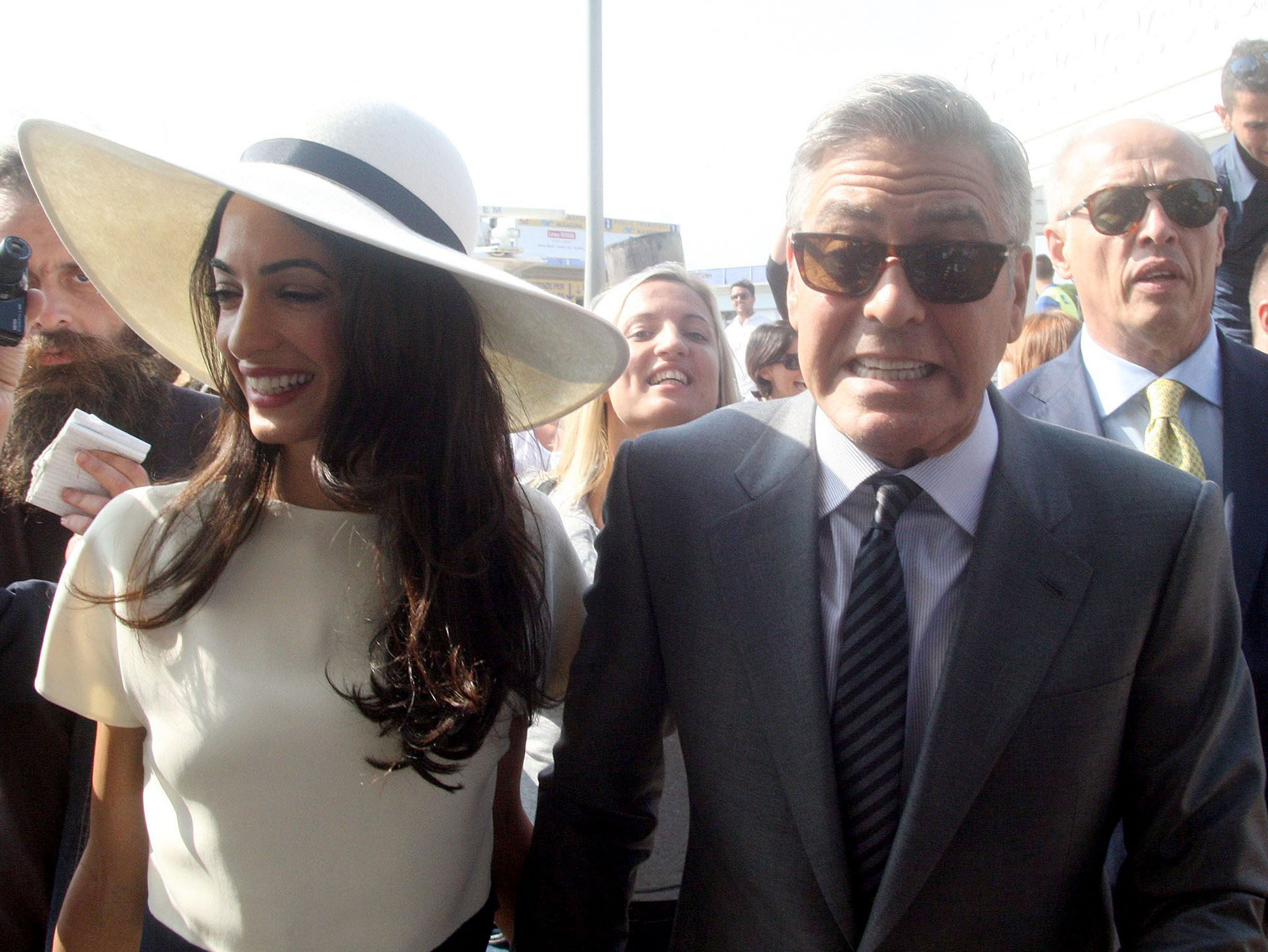 George Clooney and Amal Alamuddin choose Berkshire as their first home