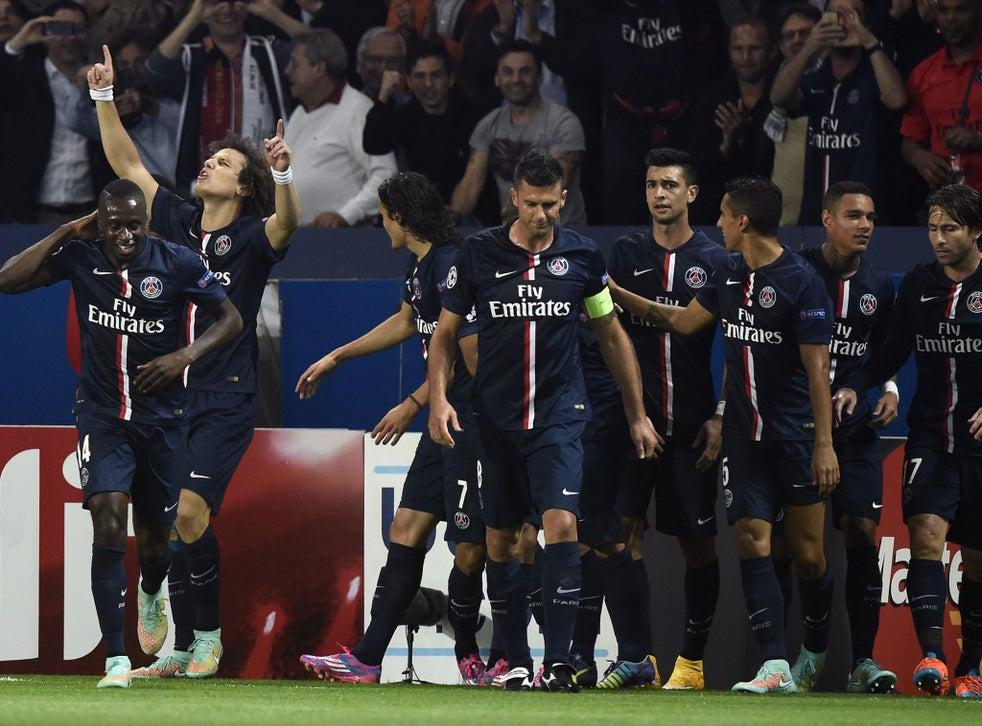 PSG vs Barcelona match report: David Luiz and Marco ...