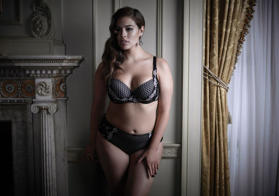 35dd686e79b New lingerie collection from Ashley Graham is something to get ...