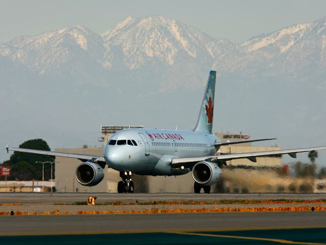 Air Canada offers unlimited pass