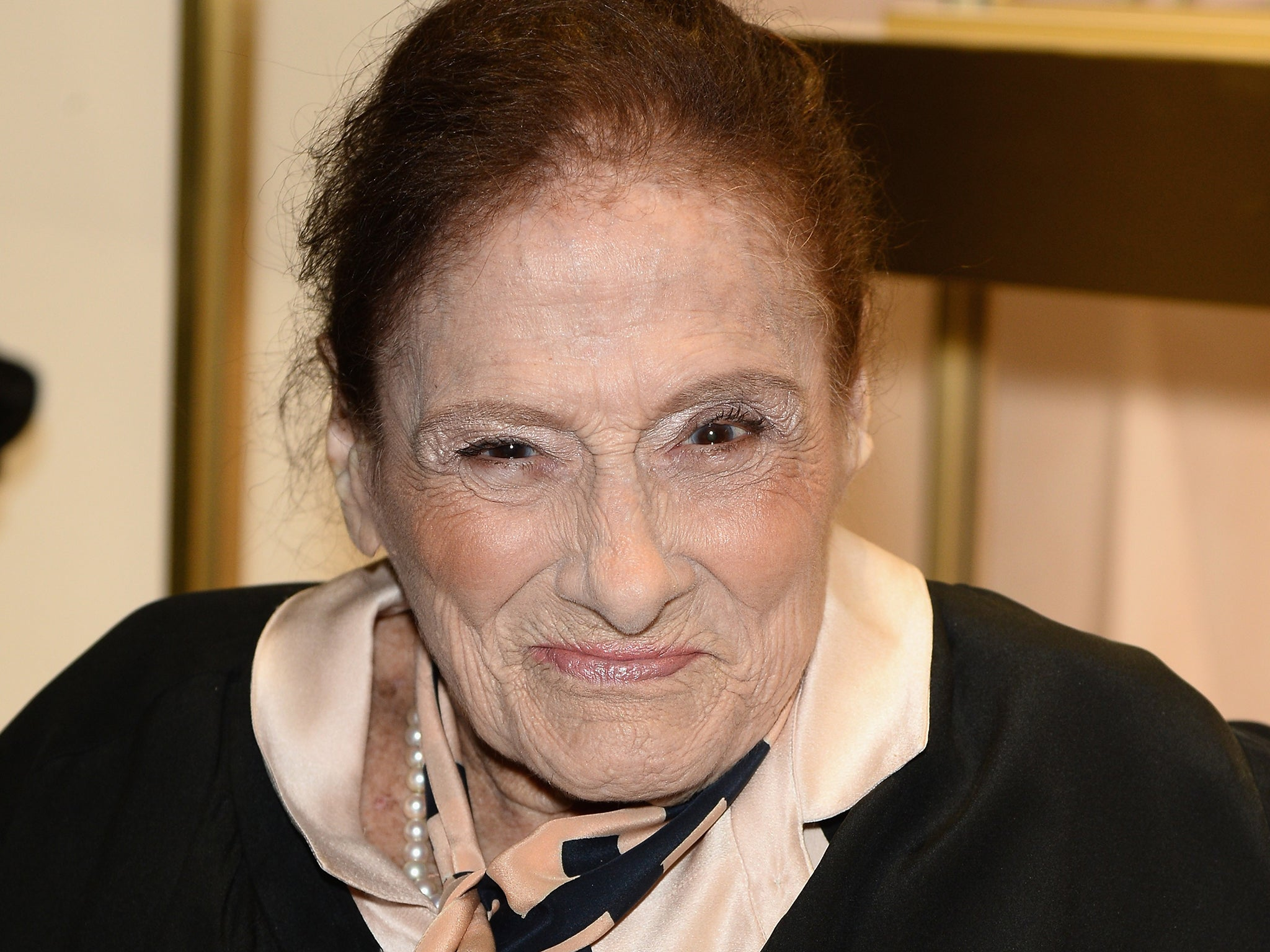 Gaby Aghion Fashion Designer Co Founder Of Chloe House Which Revitalised French Fashion In The 1950s The Independent