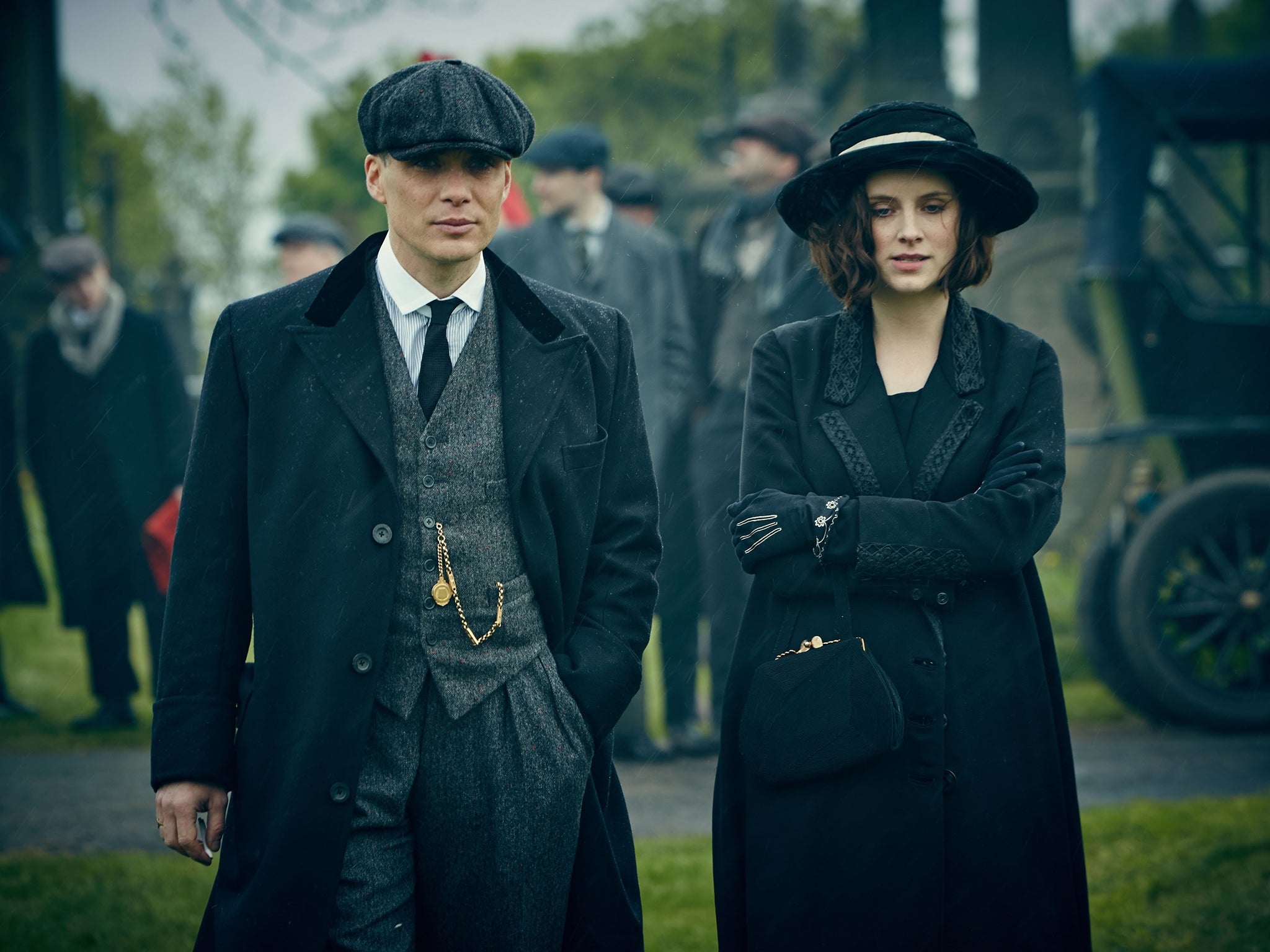 Peaky Blinders Series 2 Episode 1 Tv Review Second