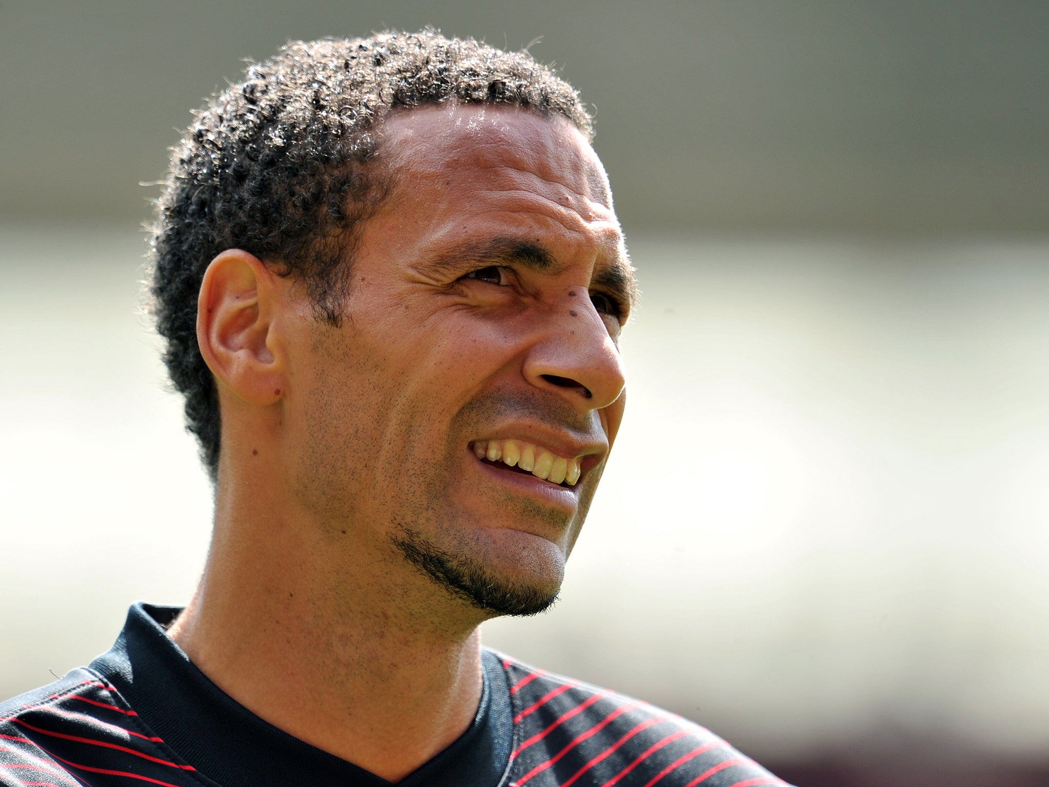 Rio Ferdinand on Kick It Out row Defender claims he does not