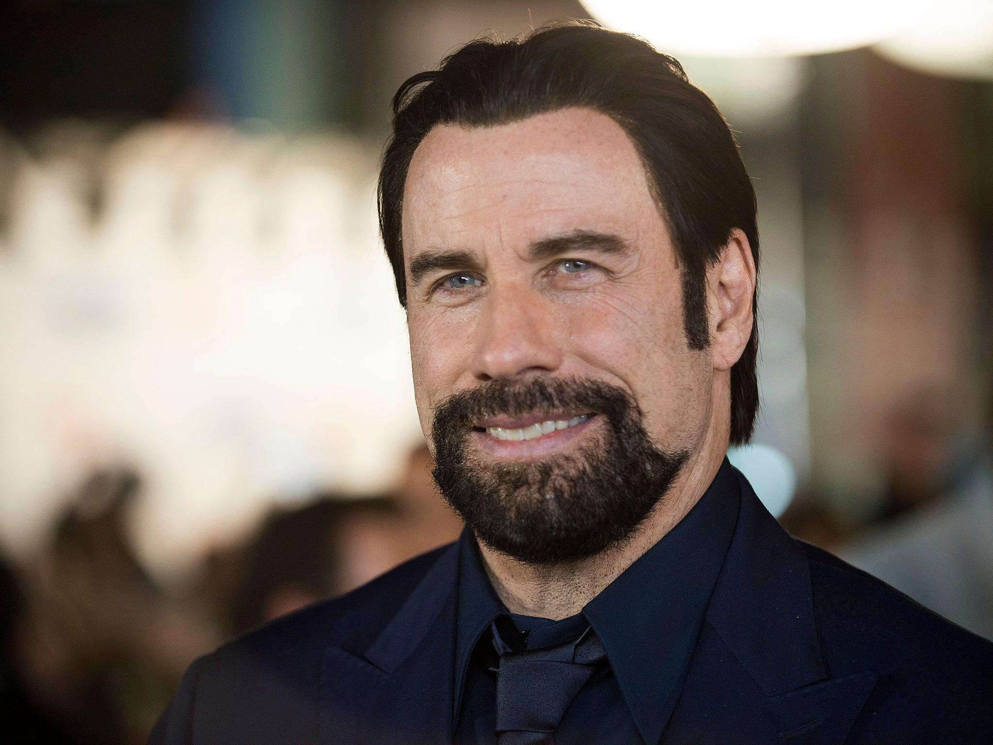 John Travolta interview: Star talks new film The Forger and ...