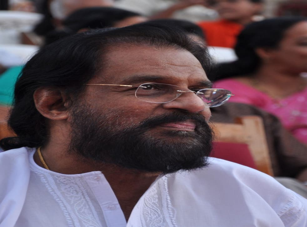 """K.J. Yesudas has been criticised by women's groups in the southern state of Kerala for saying women should not wear jeans because it provokes """"undesirable"""" behaviour"""