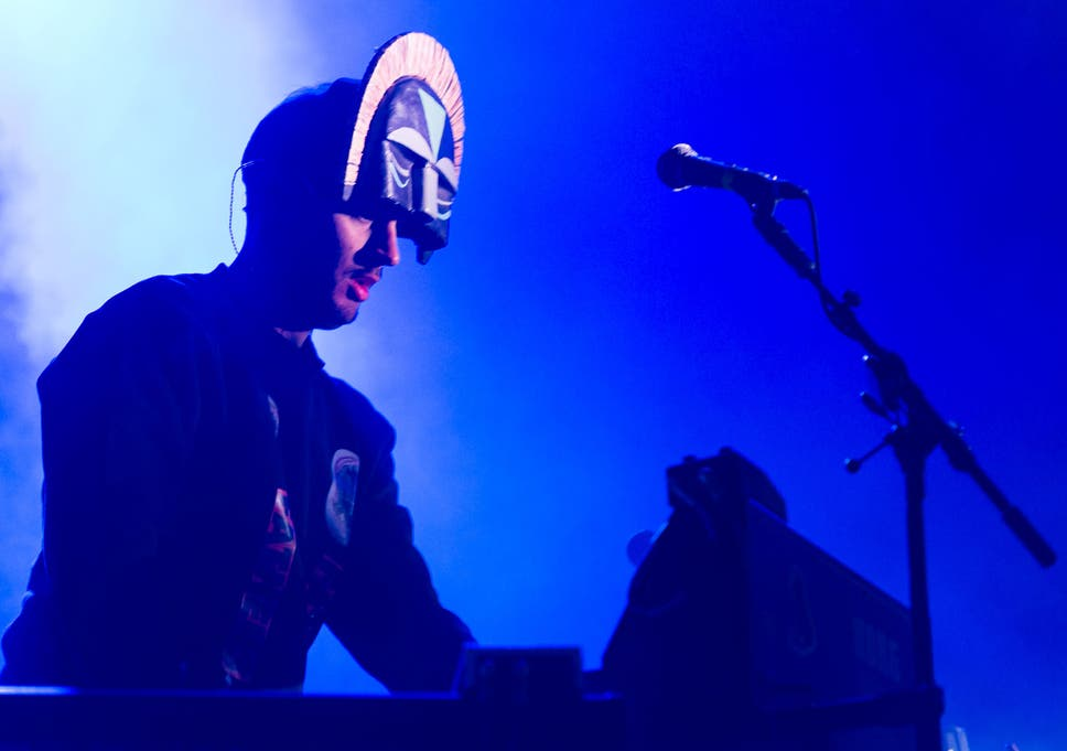 Sbtrkt O2 Academy Brixton London Review An All Encompassing